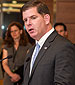 Boston Mayor Martin Walsh