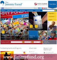 jimmyfund.org website